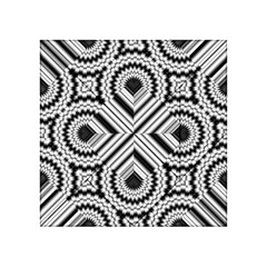 Pattern Tile Seamless Design Acrylic Tangram Puzzle (4  x 4 )