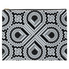 Pattern Tile Seamless Design Cosmetic Bag (xxxl)