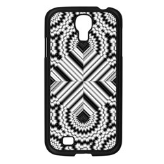Pattern Tile Seamless Design Samsung Galaxy S4 I9500/ I9505 Case (black)