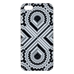 Pattern Tile Seamless Design iPhone 5S/ SE Premium Hardshell Case