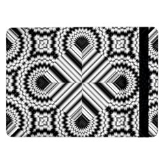 Pattern Tile Seamless Design Samsung Galaxy Tab Pro 12 2  Flip Case