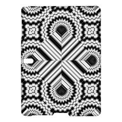 Pattern Tile Seamless Design Samsung Galaxy Tab S (10 5 ) Hardshell Case