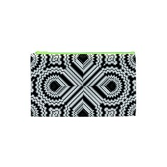 Pattern Tile Seamless Design Cosmetic Bag (XS)