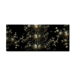 Fractal Math Geometry Backdrop Cosmetic Storage Cases