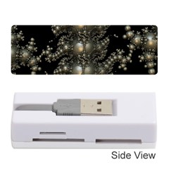Fractal Math Geometry Backdrop Memory Card Reader (stick)