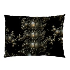 Fractal Math Geometry Backdrop Pillow Case (Two Sides)