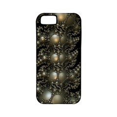 Fractal Math Geometry Backdrop Apple Iphone 5 Classic Hardshell Case (pc+silicone)