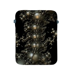 Fractal Math Geometry Backdrop Apple Ipad 2/3/4 Protective Soft Cases