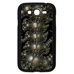 Fractal Math Geometry Backdrop Samsung Galaxy Grand DUOS I9082 Case (Black)