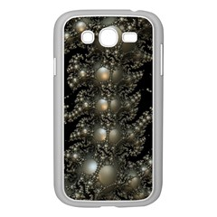 Fractal Math Geometry Backdrop Samsung Galaxy Grand Duos I9082 Case (white)