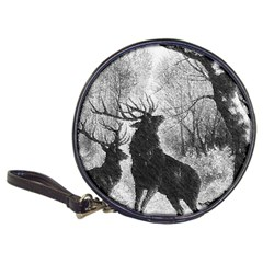 Stag Deer Forest Winter Christmas Classic 20 Cd Wallets