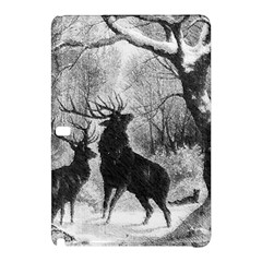 Stag Deer Forest Winter Christmas Samsung Galaxy Tab Pro 10 1 Hardshell Case