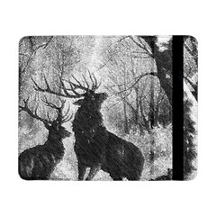 Stag Deer Forest Winter Christmas Samsung Galaxy Tab Pro 8 4  Flip Case