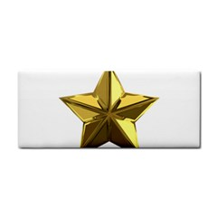 Stars Gold Color Transparency Cosmetic Storage Cases