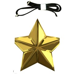 Stars Gold Color Transparency Shoulder Sling Bags