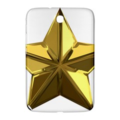 Stars Gold Color Transparency Samsung Galaxy Note 8 0 N5100 Hardshell Case