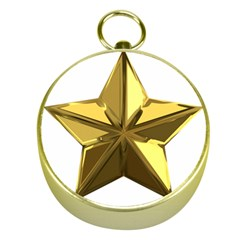 Stars Gold Color Transparency Gold Compasses