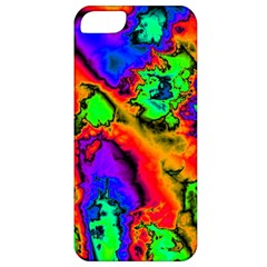 Hot Fractal Statement Apple iPhone 5 Classic Hardshell Case