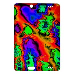 Hot Fractal Statement Amazon Kindle Fire HD (2013) Hardshell Case