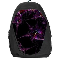 Fantasy Fractal 124 A Backpack Bag