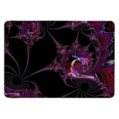 Fantasy Fractal 124 A Samsung Galaxy Tab 8.9  P7300 Flip Case