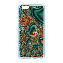 Painted Fractal Apple Seamless iPhone 6/6S Case (Color)