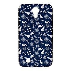Nautical Navy Samsung Galaxy Mega 6.3  I9200 Hardshell Case