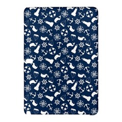 Nautical Navy Samsung Galaxy Tab Pro 12.2 Hardshell Case