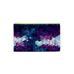 Geo Thunderstorm Cosmetic Bag (XS)