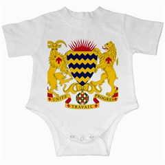 Coat of Arms of Chad Infant Creepers