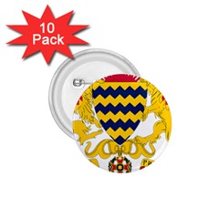 Coat of Arms of Chad 1.75  Buttons (10 pack)