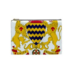 Coat of Arms of Chad Cosmetic Bag (Medium)