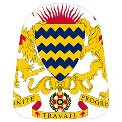 Coat of Arms of Chad School Bags (Small)