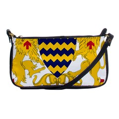Coat of Arms of Chad Shoulder Clutch Bags