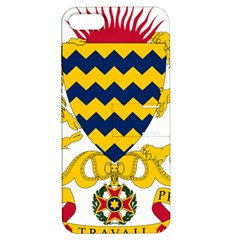 Coat of Arms of Chad Apple iPhone 5 Hardshell Case with Stand