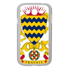 Coat of Arms of Chad Samsung Galaxy Grand DUOS I9082 Case (White)