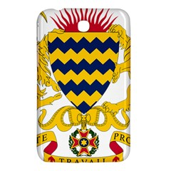 Coat of Arms of Chad Samsung Galaxy Tab 3 (7 ) P3200 Hardshell Case