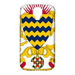 Coat of Arms of Chad Samsung Galaxy S4 Classic Hardshell Case (PC+Silicone)
