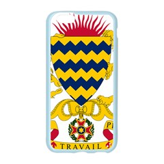 Coat of Arms of Chad Apple Seamless iPhone 6/6S Case (Color)