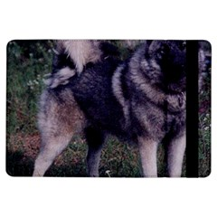 Norwegian Elkhound Full 3 iPad Air Flip