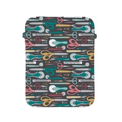 Sewing Stripes Apple iPad 2/3/4 Protective Soft Cases