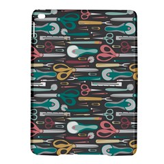 Sewing Stripes iPad Air 2 Hardshell Cases