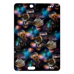 Galaxy Cats Amazon Kindle Fire HD (2013) Hardshell Case