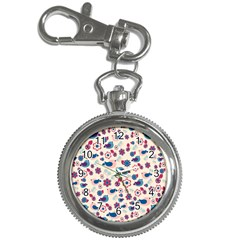 Vintage spring Key Chain Watches