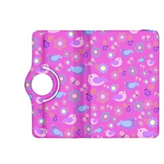 Spring pattern - pink Kindle Fire HDX 8.9  Flip 360 Case