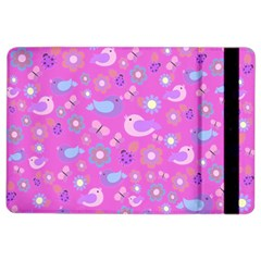 Spring pattern - pink iPad Air 2 Flip