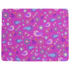 Spring pattern - pink Jigsaw Puzzle Photo Stand (Rectangular)