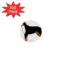 Entlebucher Mt Dog Silo Color 1  Mini Buttons (100 pack)