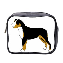 Entlebucher Mt Dog Silo Color Mini Toiletries Bag 2-Side
