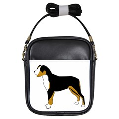 Entlebucher Mt Dog Silo Color Girls Sling Bags